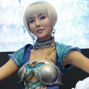 韓国ゲームイベント『G★STAR』のコンパニオン写真集! スタイルの良い子が多い