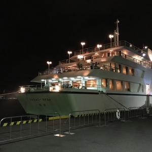 【体験レポ】豪華客船でピクニックするイベント『東京湾オールナイトクルーズ・真夜中のピクニック船』