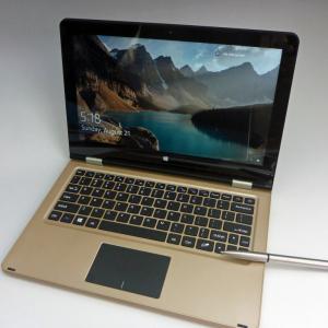 必要な時にキーボードが使える!スタイラス付きキーボード非分離型2 in 1デュアルOS ウルトラブック『VOYO A1 PLUS Ultimate』開封の儀!
