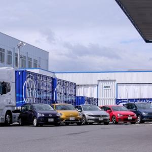 全長約18mトラックで周回! 移動式ショールームが全国20か所をまわる『Try! Try! Try! Volkswagen』キャンペーン[PR]