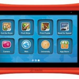 米国のトイざラスが幼児向けAndroidタブレット「Nabi Tablet」を12月に発売