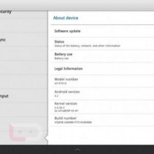 Galaxy Tab 10.1 Wi-Fi米国モデルにAndroid 3.2へのアップデートが配信中、しかし、Wi-FiやBluetooth、画面自動回転が機能しなくなる事象が報告されています