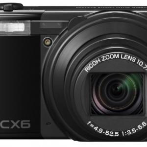 最短0.1秒の高速AFを実現 リコー光学10.7倍ズームを搭載したデジカメ『CX6』発売