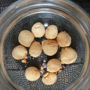 材料4つ!卵ボーロは自分で作れる