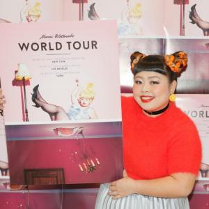 「もっと太らないと」……渡辺直美が初ワールドツアーを発表!