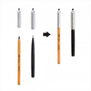 いつもの筆記具がタッチペンに変身! 初のキャップ式スタイラス『SMART-CAP』