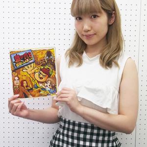 映画『鷹の爪8 ~吉田くんのXファイル~』内田彩インタビュー 「つっちーは普通に良い子です」
