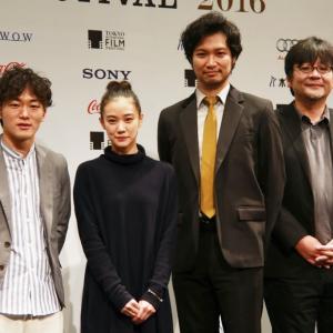 第29回東京国際映画祭のラインアップが発表 蒼井優・青木崇高がコンペ作品をアピール