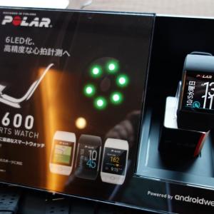 フィンランドのポラール社が心拍計・GPS搭載のAndroid Wearスポーツウォッチ『Polar M600』を11月発売へ