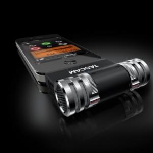 Dock接続で『iPhone』などを高音質リニアPCMレコーダーに ティアック『iM2』発売