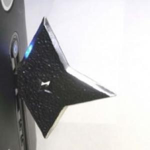 IT忍者アイテム!? 手裏剣型USBメモリー『Ninja』で隠密工作?