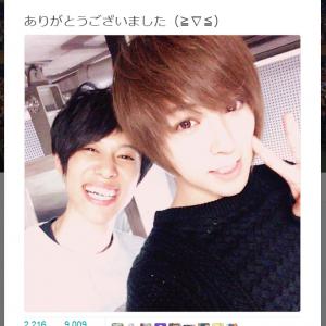 「可愛いすぎ」「安定の可愛さ」 蒼井翔太さんのツイートに「マジきゅんっ!」な人が続出