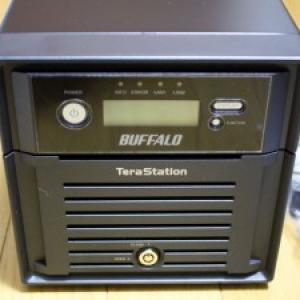 【レビュー】ネットワーク対応HDD『TeraStation』を使ってみる