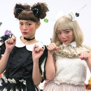 資生堂シニアヘア&メーキャップアーティスト百合佐和子さん直伝! 黒猫&白猫メークが激カワ[オタ女]