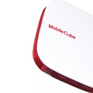 最大10時間&8台同時接続! 超小型 WiMaxルーター『Mobile Cube』発売