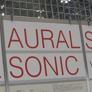 画期的な吸音材『Aural Sonic』