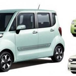 起亜自動車の新型車『レイ』が日本車『キューブ』『タント』と酷似 デザインパクリ疑惑が浮上
