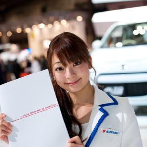 【東京モーターショー2011】美人コンパニオン写真集 第三弾