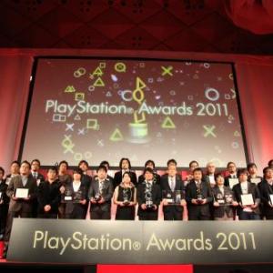 『プレイステーションアワード2011』開催 400万本以上売れたゲームとは?