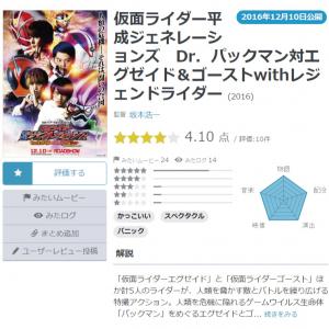 【Yahoo!映画ユーザーが選ぶ】今週末みたい映画ランキング(12月8日付)