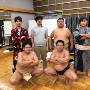 現役力士も参戦!?事務所を超え相撲芸人が集う「連合稽古」イベント、新宿で開催