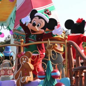 【当日参戦】「ディズニー・クリスマス」オススメポイント&助かるあったか小ワザ