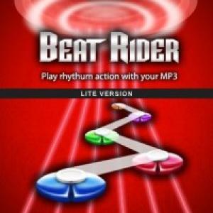 リズムゲームの革命! 『Beat Rider』【iPhone】