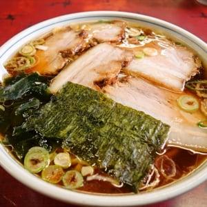 【爆食放浪記】圧倒的な豚バラ肉ヂカラ!福島県はラーメンが旨い件の是非@『金光老麺』本宮市