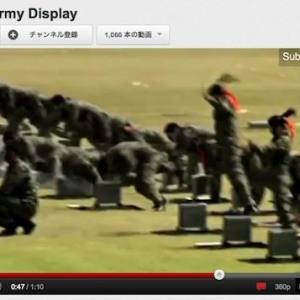 韓国軍のクレイジーな武術示範映像が海外ネットで話題「まるで殺人機械だ」