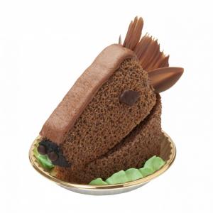 JRA「馬ケーキ」を発売。直球な馬☓スイーツが「うまかわいい」