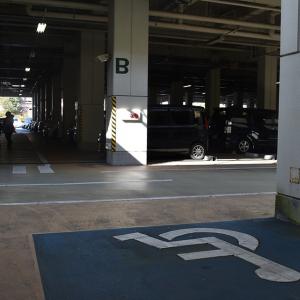【ノウハウ】はじめて行った駐車場で建物への入り口を見つける方法