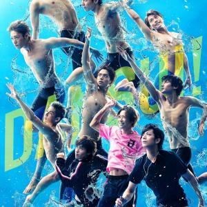 1月ドラマ『男水!』競泳男子たちが泳ぐ水中映像も! 躍動感あふれる予告編公開[オタ女]