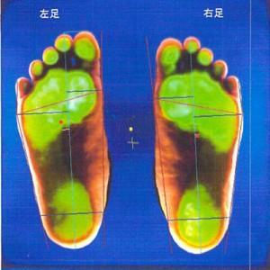 正しい靴のサイズを測定するマシン『Footgrapher』