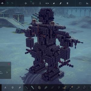 攻城兵器シミュBesiege(ビシージ)がアップデート クロスボウ、バキュームなど新しい武器追加