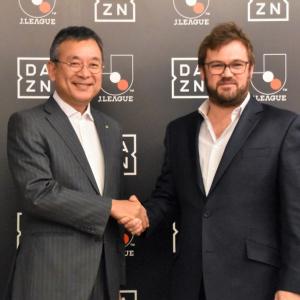 『DAZN(ダ・ゾーン)』Jリーグ中継の詳細が明らかに ザッピング不要の画期的中継スタイルも構想