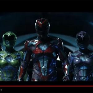 【海外の反応】ハリウッド版スーパー戦隊『パワーレンジャー』予告編にかつてのキッズたちが興奮