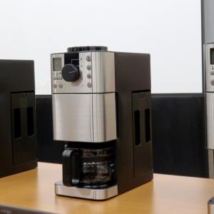 コーヒーの香りで目覚める ― 無印良品「豆から挽けるコーヒーメーカー」をじっくり取材してきました
