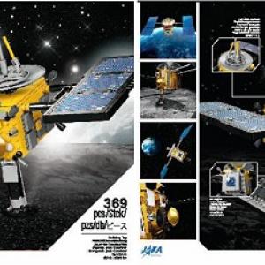 ユーザー提案の商品化プロジェクトで『はやぶさ』の『レゴ』が発売決定