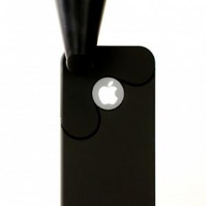 『iPhone 4/4S』で360度パノラマ動画撮影を可能にするレンズシステム『GoPano micro』