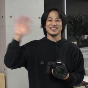 ひろゆき記者のCANON EOS 5D mkII 開封動画