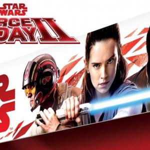 """『スター・ウォーズ/最後のジェダイ』の初画像がキターー! """"Force Friday Ⅱ""""は9月1日に決定"""