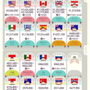 ホノルルで盲腸になると256万円? トリップアドバイザーが世界の救急医療事情のインフォグラフィックを公開