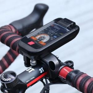 『iPhone/iPod touch』アプリ連動&ANT+対応バイクマウント『iBike iDash CC』など発売へ
