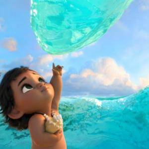"""まるでサンシャイン池崎!?  """"海を愛し、海に愛される少女""""モアナ! 空前絶後の不思議な力にご注目"""