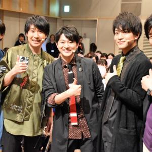 『ガム彼!』神谷&鈴村&下野と双子アイドルも初参加! 22日放送ラジオ公開収録レポ