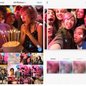 Instagram、最大10個の写真や動画を一つの投稿でシェアできる新機能をモバイルアプリに追加