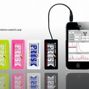 『iPhone/iPad』で使える3700円の放射線センサー『ポケガ』はいかにして生まれたか?