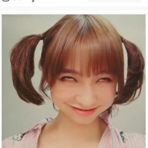 「まりめんそう#謎の遊び」 元AKBの篠田麻里子さんが『Instagram』でガチ変顔