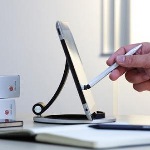 ボールペン付き! スマートなマルチスタイラスペン『Just Mobile AluPen Pro』