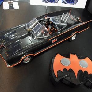 【トイEXPO2012】最新作『バットマン ザ・ダークナイトライズ』に合わせて新製品が登場